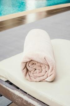 Piscine à serviettes