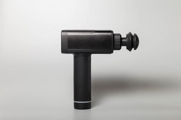 Pistolet de massage à choc thérapeutique professionnel sans fil portable