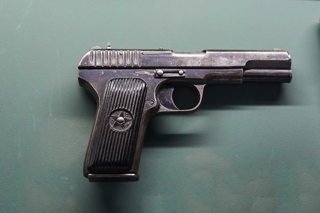 Pistolet de la seconde guerre mondiale