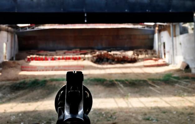 Pistolet de visée