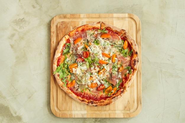 Pizpizza nourriture alimentaire