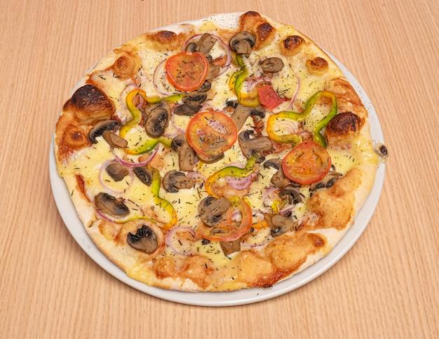 Pizza gourmet food fastfood
