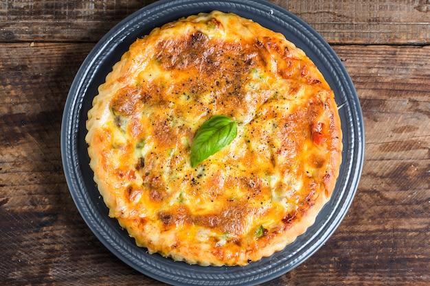 Pizza, pizza boeuf,