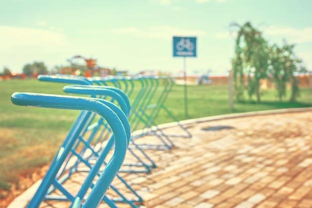 Places de parking pour vélos
