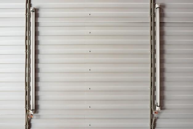 Plafonniers à led en métal design loft minimaliste