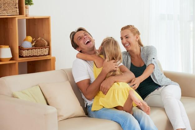 Plaisir en famille