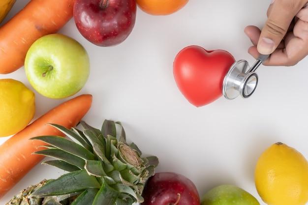 Plan d'alimentation saine plan de régime plan de régime de perte de poids