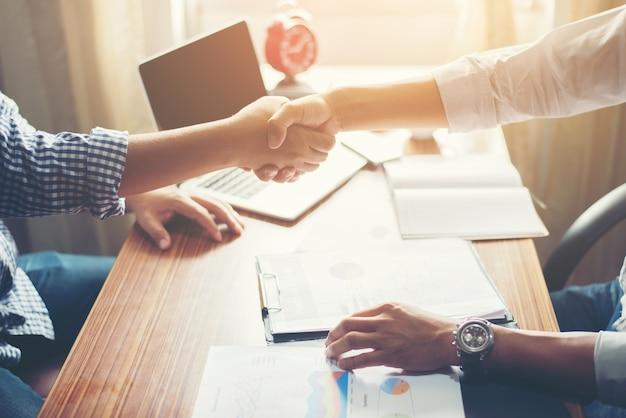 Plan de la diversité des personnes réunion d'entreprise