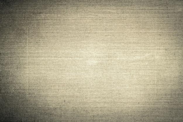 Plan macro sur la texture de la plaque d'acier