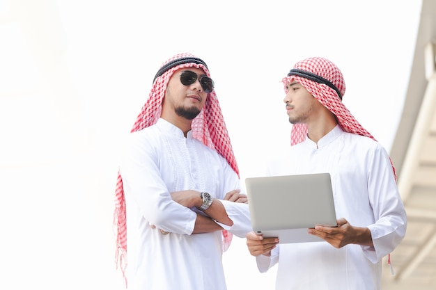 Plan de travail des entreprises arabes dans la ville