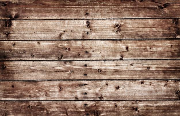 Planche de bois brun haute résolution