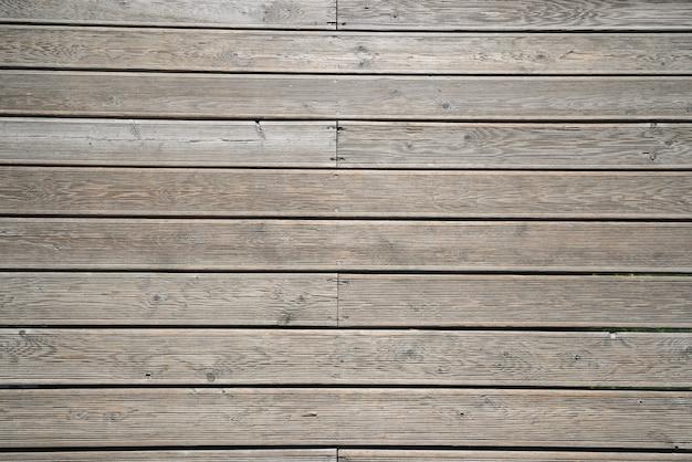 Planche de bois gris foncé