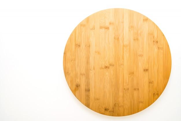 Planche à découper en bois marron