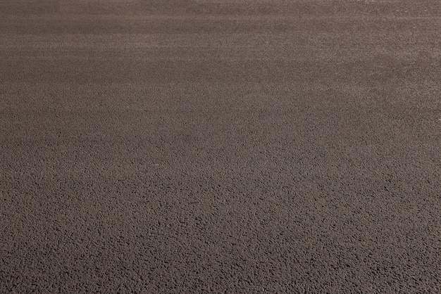 Plancher d'asphalte
