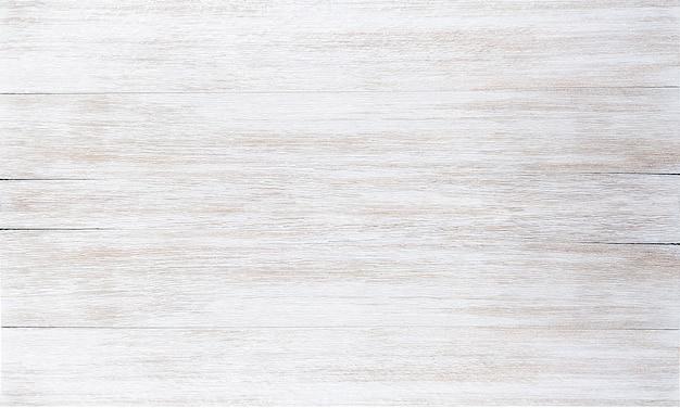 Plancher en bois blanc
