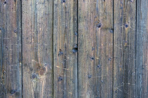 Planchers anciens et usés. texture de fond et fond de planches de bois imbibées d'huile