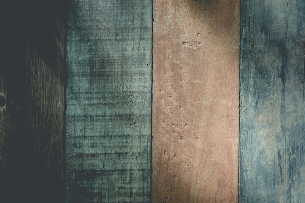 Les planchers en bois sont utilisés comme idées abstraites