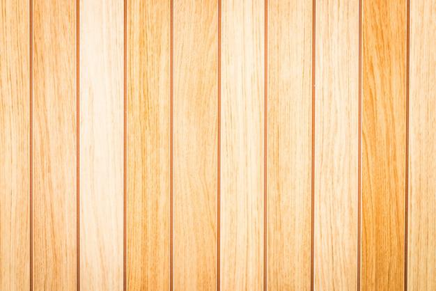 Planches en bois clair