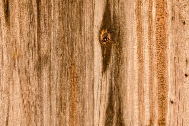 Planches de bois verticales marron avec des brindilles