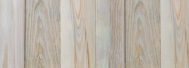 Planches en bois vintage panorama de fond de planche pour la conception de votre concept de toile de fond de travail.