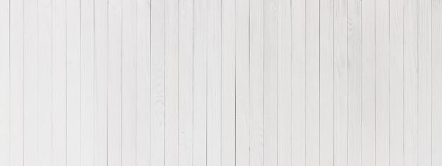 Planches de fond blanc, texture de bois peint pour la conception