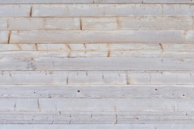 Planches horizontales grises non traitées. fond de texture