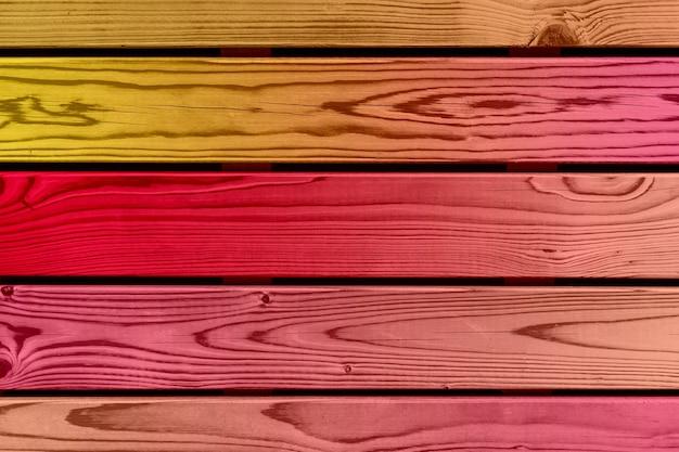 Planches de pin horizontales. arrière-plan pour la conception