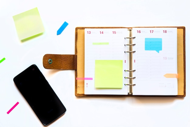 Planificateur pour la semaine
