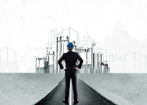 Planification civile de la ville et développement immobilier.