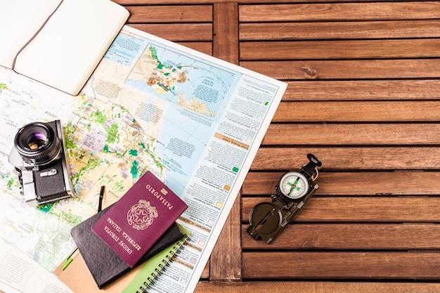 La planification de voyage