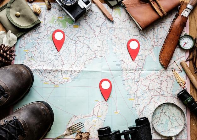 Planifier le voyage