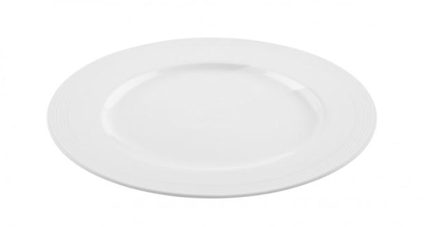 Plaque blanche sur espace blanc