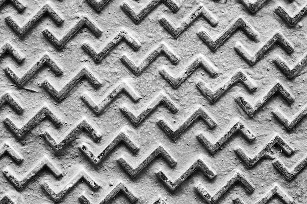Plaque de métal couleur argent texture et fond