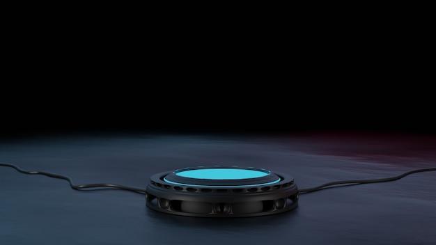 La plate-forme de rendu 3d premium mokeup de nouvelle génération.