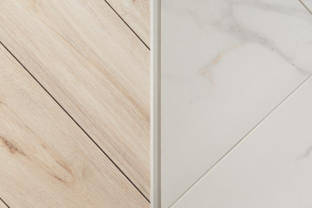 Platine en aluminium pour joints de sol stratifié et carrelage, raccord de sol, bande décorative ou seuil