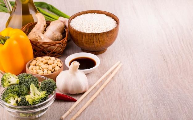 Les plats chinois sont les plus populaires dans le monde.