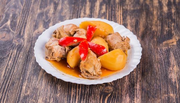 Plats nationaux, asie, concept de l'est - cuisine d'asie centrale.