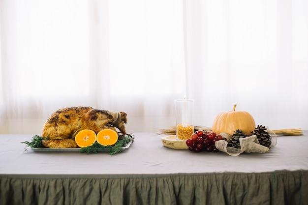 Plats de thanksgiving