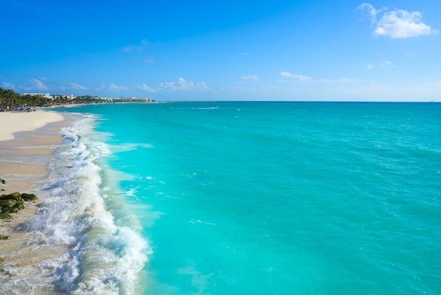 Playa del carmen à riviera maya