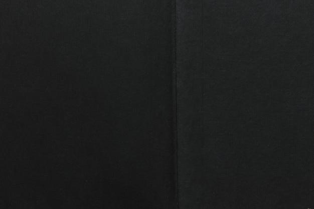 Plein cadre photo de fond noir vide