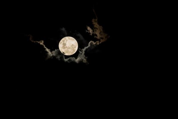 Pleine lune brésilienne.