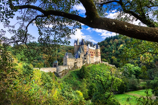 L'un des plus beaux châteaux d'europe.