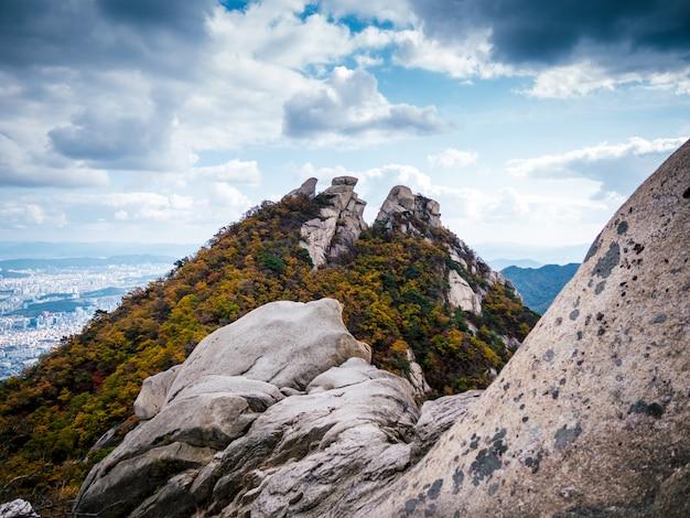 La plus haute montagne de séoul