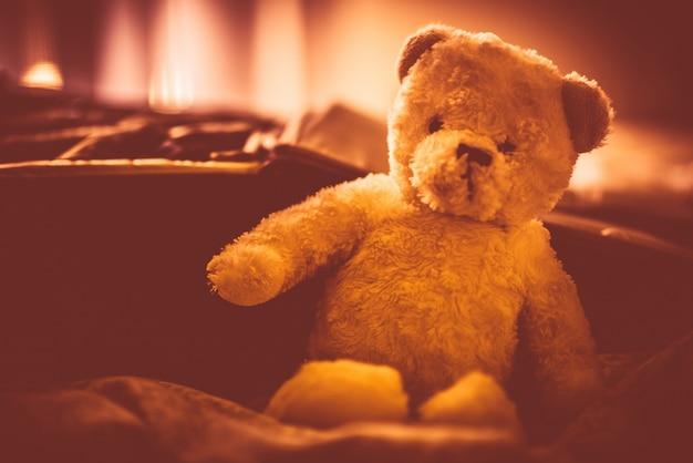 Plushy teddy bear