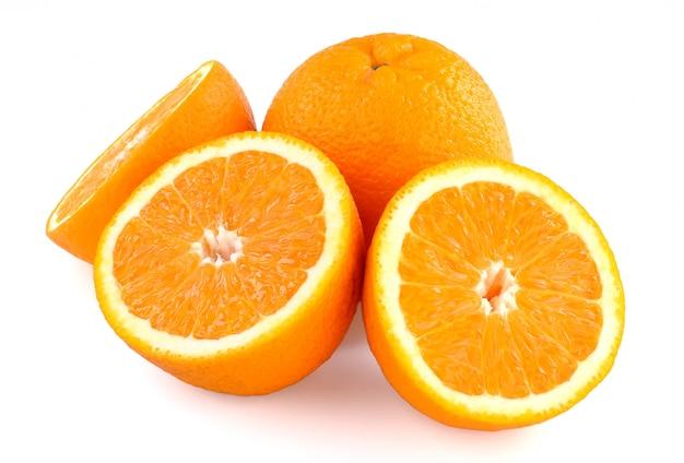 Plusieurs oranges