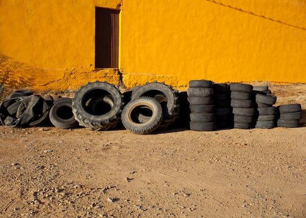 Les pneus