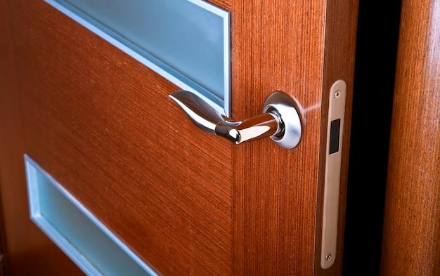 Poignée de porte de meuble d'intérieur d'ouverture de porte