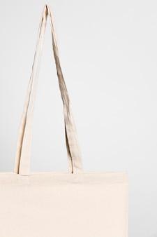 Poignées en tissu du sac fourre-tout