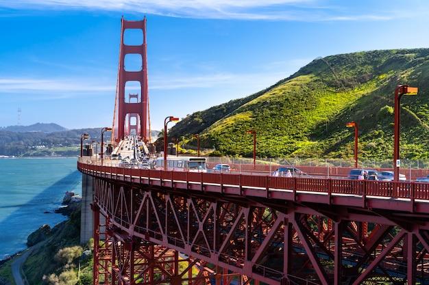 Point du golden gate bridge vista