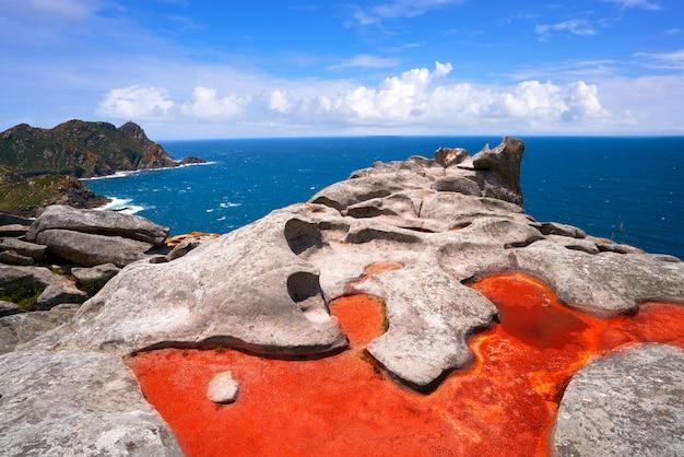 Point de vue alto do principe dans les îles islas cies